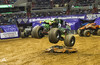 "Grave Digger soars • <a style=""font-size:0.8em;"" href=""http://www.flickr.com/photos/47141623@N05/16179523497/"" target=""_blank"">View on Flickr</a>"