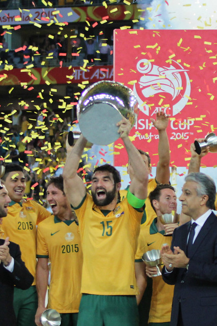 Asian Cup win