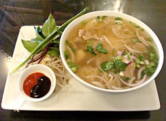 Pho Tai Sach (knightbefore_99) Tags: food art vancouver lunch restaurant vietnamese bc beef vietnam burnaby noodles pho brokenrice photaisach
