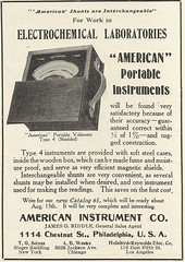 American Instrument Co. (Kitmondo.com) Tags: old colour history industry work vintage magazine advertising photo industrial factory technology tech working machine advertisement equipment business company machinery american advert labour historical kit oldequipment publication metalworking oldadvert oldmagazine oldwriting vintageequipment oldadvertisment oldliterature vintagepublication oldpublication machinerypublication