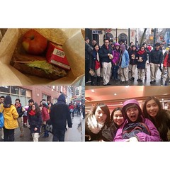 Highlight of my day: Community service project at Downtown Eastside Vancouver👭👫 #pccrovers #scouts