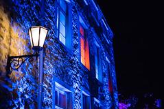 Burgleuchten (hiesth1) Tags: winter orte ereignisse schloss landschaft hagen burg hohenlimburg nachtaufnahmen winterleuchten