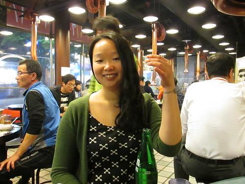 Sue, Couchsurfing, Séoul, Corée du Sud