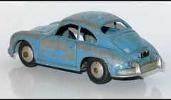 PORSCHE 356 Coupe (1994) QUIRALU L1100749 (baffalie) Tags: auto old classic car vintage toys miniature voiture coche jouet diecast jeux