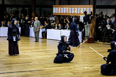 112th (2016) Enbu Taikai in Kyoto, Japan (Christian Kaden) Tags: japan kyoto martialarts   kendo dojo kioto kansai  kampfkunst budo       kendohalle butokuden enbutaikai kyototaikai  kendojo  112 112enbutaikai
