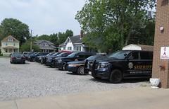 Police training at DFD (LeafsHockeyFan) Tags: training police maryland policecar sheriff drill sheriffsoffice worcestercounty