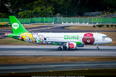 SIN.2015 # AK A320 9M-AHR awp (CHR / AeroWorldpictures Team) Tags: history plane cabin nikon singapore colours painted aircraft flight ak first line special landing engines sin planes airbus reverse nikkor changi reg runway lr a320 aircrafts lightroom 2x livery planespotting airasia config wsss axm delivered zoomlenses y180 70300vr cfmi d300s a320216 fwwbp 06nov2008 21nov2008 9mahr cfm565b63 nov2014 cn3701