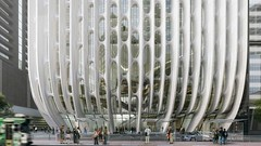 Башня Захи Хадид для Мельбурна