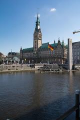 Hamburg/Rathaus