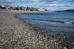 Scotland - Dunoon - Stone Beach (Andrew Hounslea) Tags: beach stone scotland clyde nikon unitedkingdom stones g argyll united kingdom d750 nikkor peninsula vr firth dunoon bute 28300 firthofclyde cowal cowalpeninsula argyllandbute 28300vr afsnikkor28300mmf3556gedvr