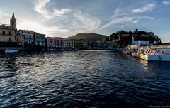 Lipari harbour II (BoBCita) Tags: buoyant