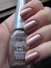 Maybelline Colorama 150 Twinkling Toffee (AlliMcBally) Tags: nailpolish maybelline colorama