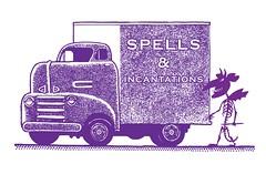 Boss the big rig (Don Moyer) Tags: ink truck notebook drawing spell demon moyer brushpen donmoyer