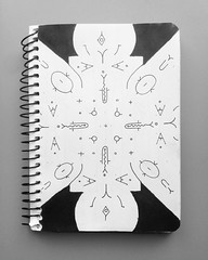 Orgalorg (matvei voznik) Tags: art monster illustration sketch graphic space character alien evil symmetry ornament squid scifi unknown octopus hunter draw submerged predator creature cosmic extraterrestrial deepspace runes deepsea ktulhu marianatrench orgalorg