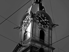 004 clock (jasminepeters019) Tags: clock europe time clocktower timepiece europetrip ticktock 100shoot