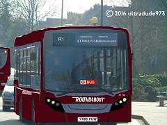 Roundabout Returns (ultradude973) Tags: