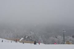 looking down (brianficker) Tags: usa wv skiresort westvirginia snowshoemountain