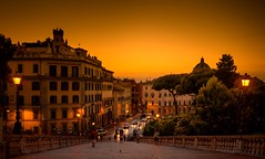 ROMA ROMA (alpa53chino) Tags: street italy rome roma golden italie