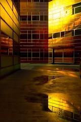 _DSC2270 (durr-architect) Tags: light sun colour reflection netherlands glass architecture modern facade offices almere défense berkel unstudio