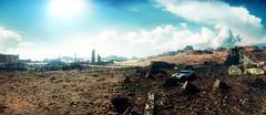 Rot'n'Rusties (Sspektr) Tags: sky car pc screenshot disaster videogame madmax wasteland postapocalypse madmaxgame