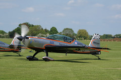 G-OFFO Sywell 27-05-16 (IanL2) Tags: extra aerodrome sywell theblades goffo