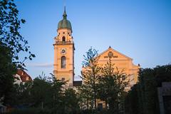 St. Joseph, Maxvorstadt, Mnchen (Fliwatuet) Tags: church munich mnchen de bayern deutschland kirche m43 mft maxvorstadt em5 josephsplatz panasoniclumixg20mmf17 olympusomd