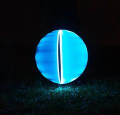 Snake eye. (Nikolas Fotos) Tags: longexposure lightpainting orb sphere lichtmalerei lightart longexposurephotography llightpainting lightpaintingphotography peintureclaire