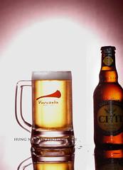 Vuvuzela beers (Hùng Nguyễn Photo - Tel: 0937 067 804) Tags: beer vuvuzela