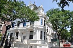 White Mansion (Trish Mayo) Tags: upperwestside mansion riversidedrive vermontmarble williamtuthill morrisschinasi