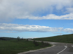 Curving highway and clouds, Peter highland, Serbia (Paul McClure DC) Tags: scenery serbia balkans srbija zlatibor peter sjenica may2016