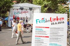 Fest der Linken 2016 (DIE LINKE) Tags: programm fdl festderlinken talkbhne