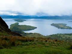 Scotland : West Highland Way Day 2 N7 (kimhike) Tags: ecosse scotland west highland way day hiking walking randonne paysage landscape scenery highlands mountains lowland travel camping trekking wild nature lover outdoor adventure forest loch lomond