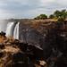 Victoriafälle - Mosi-oa-Tunya-Nationalpark (Donnernder Rauch), Simbabwe  (Nov. 2015)