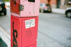 41890036 (alexdotbarber) Tags: 1500 35mm c41 kodakportra160 nyc nycstreetart newyorkcity vigtlanderbessar3a voigtlandernokton40mmf14 analog colornegative f2 film rangefinder