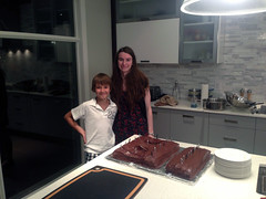 (Mitchell Lafrance) Tags: birthday cake 18th 2013 gatienamelie ameliegatien