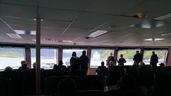 Looking out . . . (JLS Photography - Alaska) Tags: people window alaska ferry ship view bow inside jlsphotographyalaska