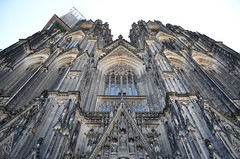 Kölner Dom (Fistarol) Tags: trip bridge sun history colors architecture germany photography nikon europa europe day dom catedral cologne köln best colonia locks cattedrale koelner hohenzollern cadeados d7000