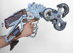 BioShock Sky-Hook Engaged (Imagine) Tags: chicago lego mechanical replica infinite skyhook bioshock brickworld imaginerigney