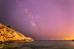 Milky way (canonixus1) Tags: sky night stars noche cielo estrellas nocturna cala benidorm milkyway largaexposicion canon1740 vialactea longexposoure canon6d tioximo canonixus1