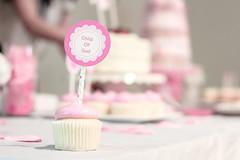 IMG_9553-2 (sodakim) Tags: pink party baby cake shower kid child bokeh cupcake bakery