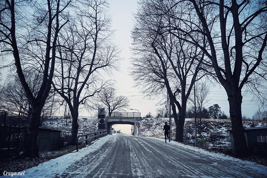 2016.06.23 ▐ 看我歐行腿 ▐ 謝謝沒有放棄的自己,讓我用跑步遇見斯德哥爾摩的城市森林秘境 10