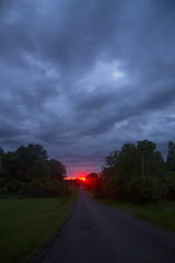 Roadhenge (Matt Champlin) Tags: life road sunset storm home nature rural canon landscape dynamic cloudy farm foreboding country farming stormy friday tgif theroad 2016 roadhenge