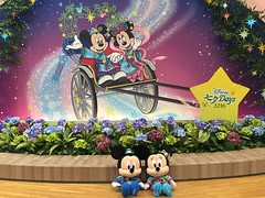 Disney Tanabata Days 2016 (sidonald) Tags: japan tokyo disney mickey mickeymouse minnie minniemouse tanabata tdr tokyodisneyresort starfestival    disneyresortline