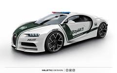 Bugatti Chiron police (vwdrive.com.ua) Tags: dubai police bugatti supercar  chiron