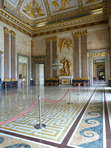 Reggia Caserta - Bourbon royal palace, state rooms (9)