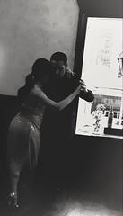 Tango at Malbec (b&w) (Yellow Sky Photography) Tags: sarah damian tango argentinetango malbec