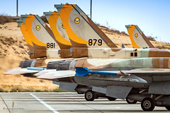 Knights of the Orange Tail. Sixpack (xnir) Tags: knightsoftheorangetail israeliairforce aviation iaf idf outdoor flight  xnir f16 falcon viper israelairforce israel