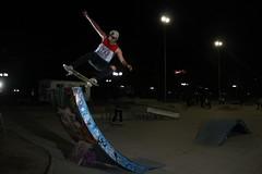 daniel fakie rock (javier.vergarah) Tags: street skatepark flip skate skateboard amistad