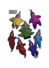 Simplicity 9965 Baby Bunting Bags (findcraftypatterns) Tags: christmas baby 6 tree halloween up car bag uncut one star costume infant seat size simplicity carrot months veggie 18 bunting lbs 9965