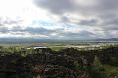 Iceland_Edits-33 (michkwon) Tags: road park trip travel blue circle golden iceland lagoon reykjavik ring adventure national waterfalls glaciers perlan geysir strokkur gullfoss thingvellir jokulsarlon akureyri vk godafoss skogafoss kerid hofn